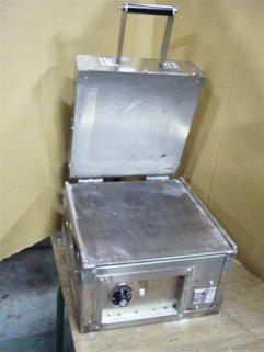 イカ焼き器(電気式200V用)