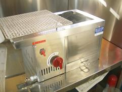 卓上型ミニ炭火焼器